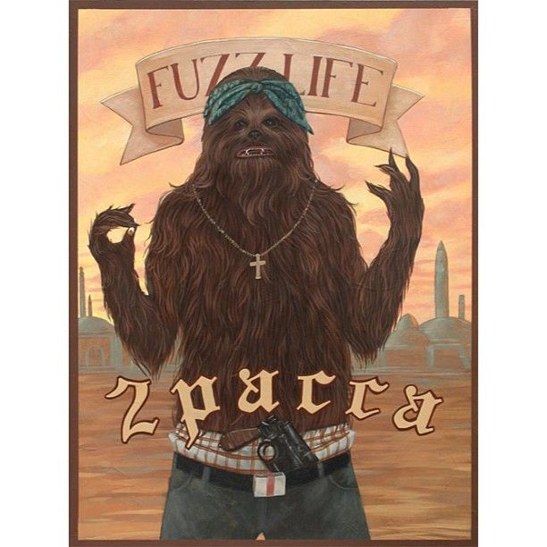 '2pacca' 2011. OK, I'll stop with the trip down SW lane.  #maythefourthbewithyou #tbt #throwbackthursday