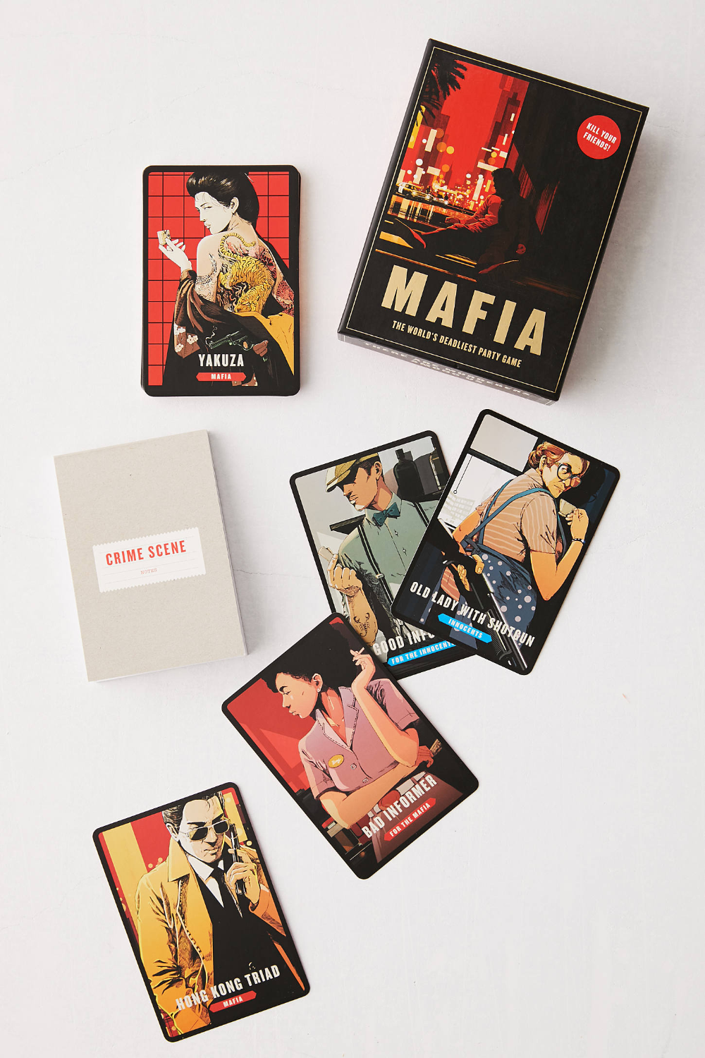 Mafia Party Game Mafia party game, Mafia party