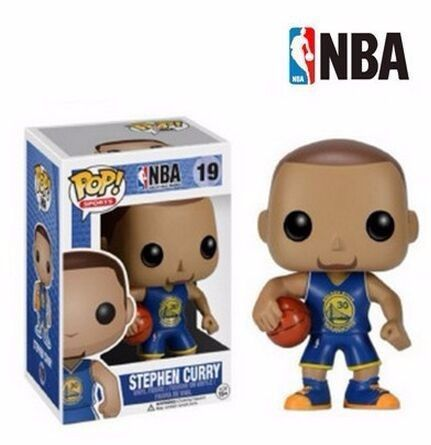 f357a5fe77c7 Funko POP Sports Kobe Bryant LeBron James Stephen Curry NBA Vinyl Figure  Collection Lakers Cleveland Golden State Warriors Toys