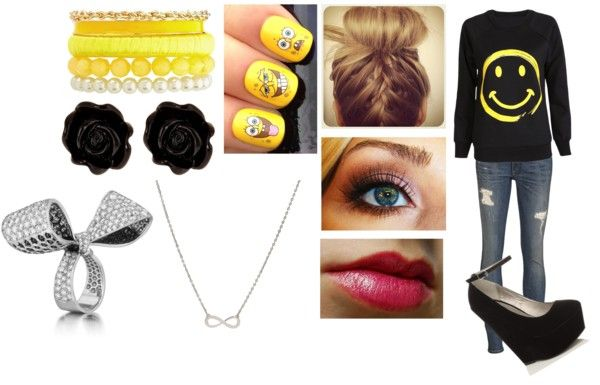 """""""Untitled #116"""" by caitlin-nichols-1 ❤ liked on Polyvore"""
