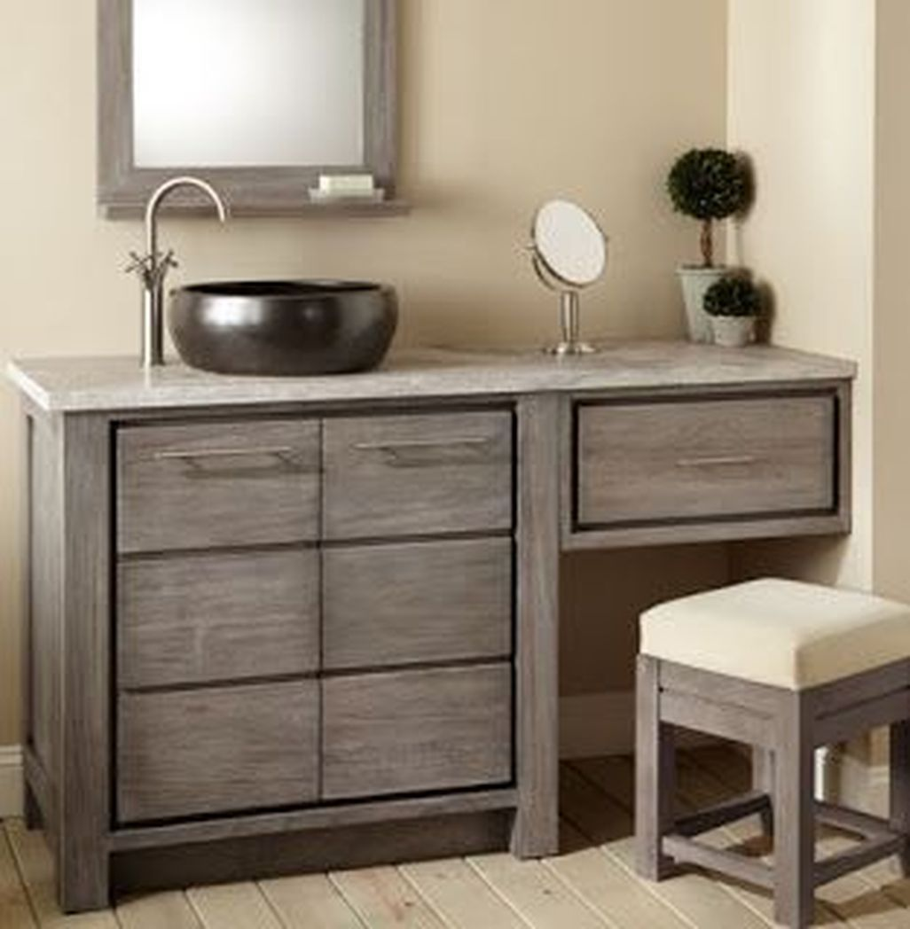 44 Cozy Wooden Bathroom Designs Ideas Vanity Design Bathroom Vanity Vanity Sink