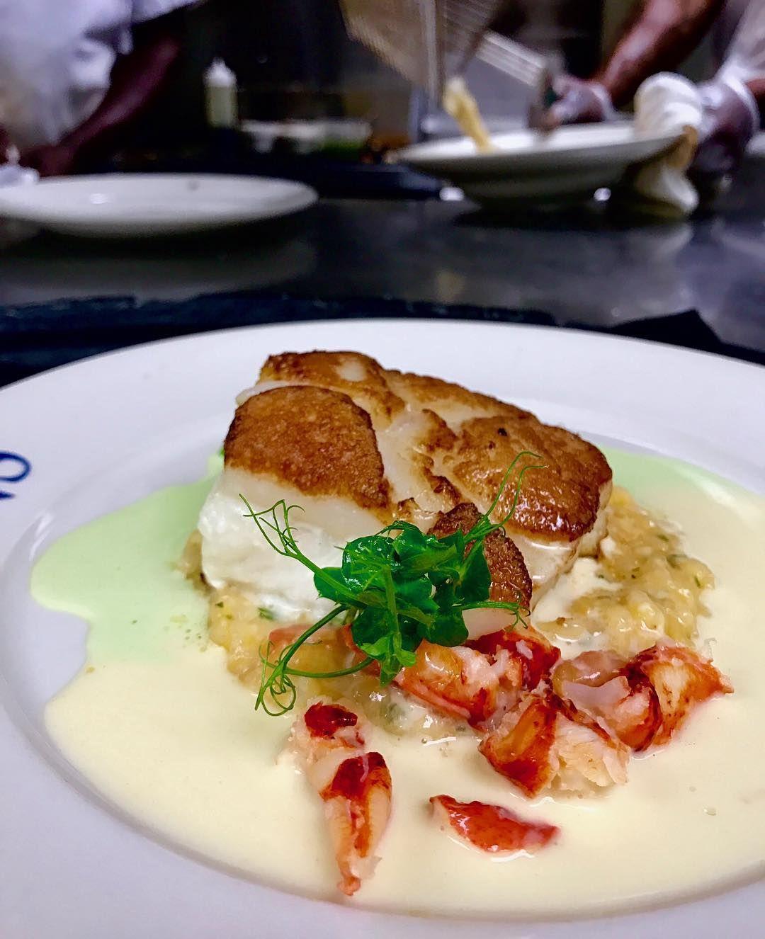Scalibut At Gw Fins New Orleans La The Famous Seafood Restaurant Tops A