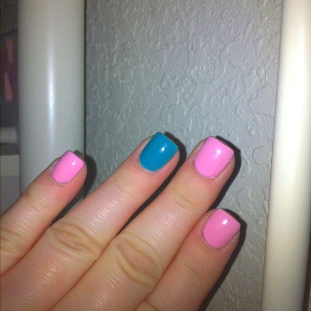 nicki minaj's opi nail polish ❤
