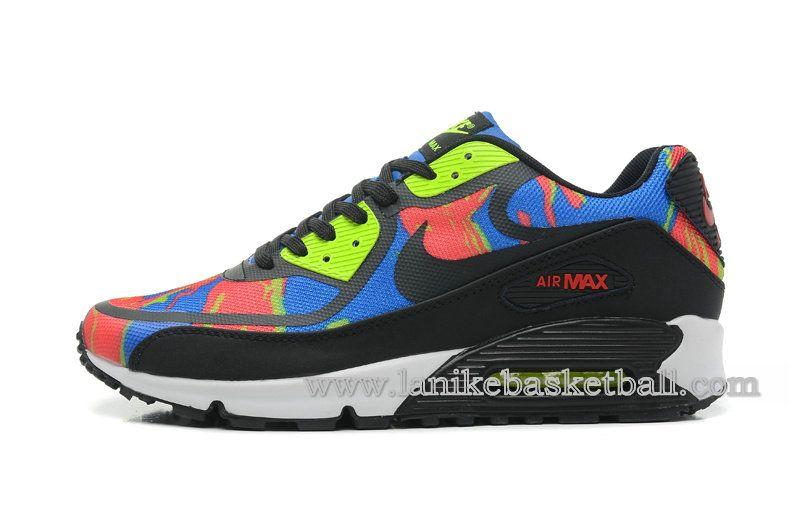 chaussures de séparation 98c97 77481 Nike Air Max 90 Premium Tape Chaussures De Basketball Pour ...