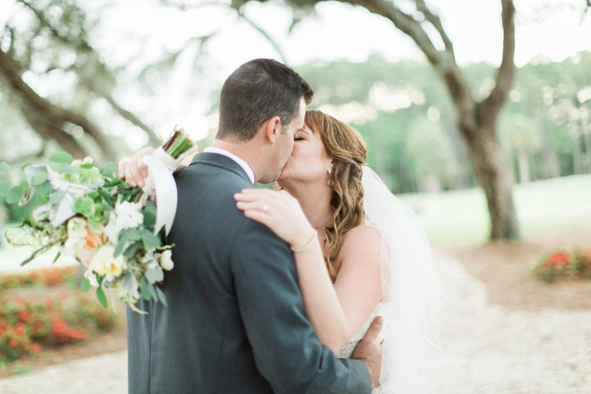 Turquoise coastalinspired wedding at atlantic beach country club in