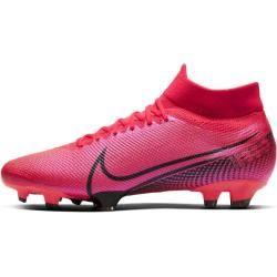 Nike Mercurial Superfly 7 Pro Fg Fußballschuh für normalen Rasen – Rot Nike