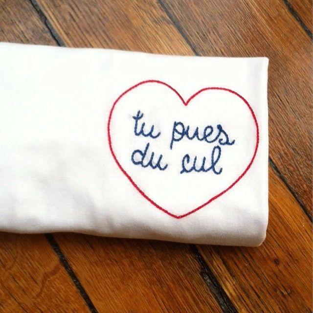 Du fil et de l'amour, bonne journée - Keur Paris
