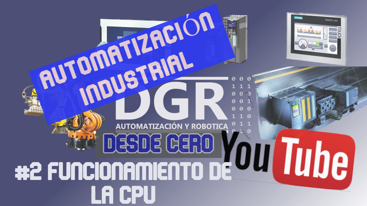 Pin En Automatización Industrial Básica
