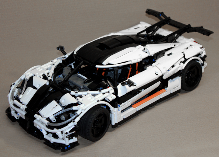 lego technic koenigsegg one 1 jack pinterest lego voiture lego et l go. Black Bedroom Furniture Sets. Home Design Ideas