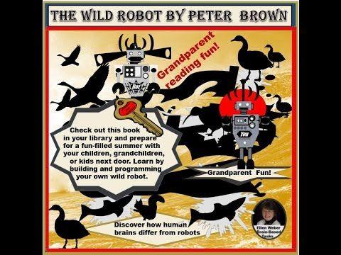 The Wild Robot   Grandparents, Caregivers & Robot Fun   Beat the summer slide - read and play robots with grandparents.  https://www.teacherspayteachers.com/Product/The-Wild-Robot-for-Grandparents-Young-Readers-and-Fun-Adventures-3146633