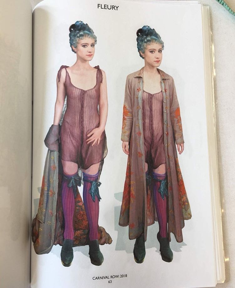 Pin By Luna Le Fey On Carnival Row Costuming Fashion Costume Carnival Costumes Fashion