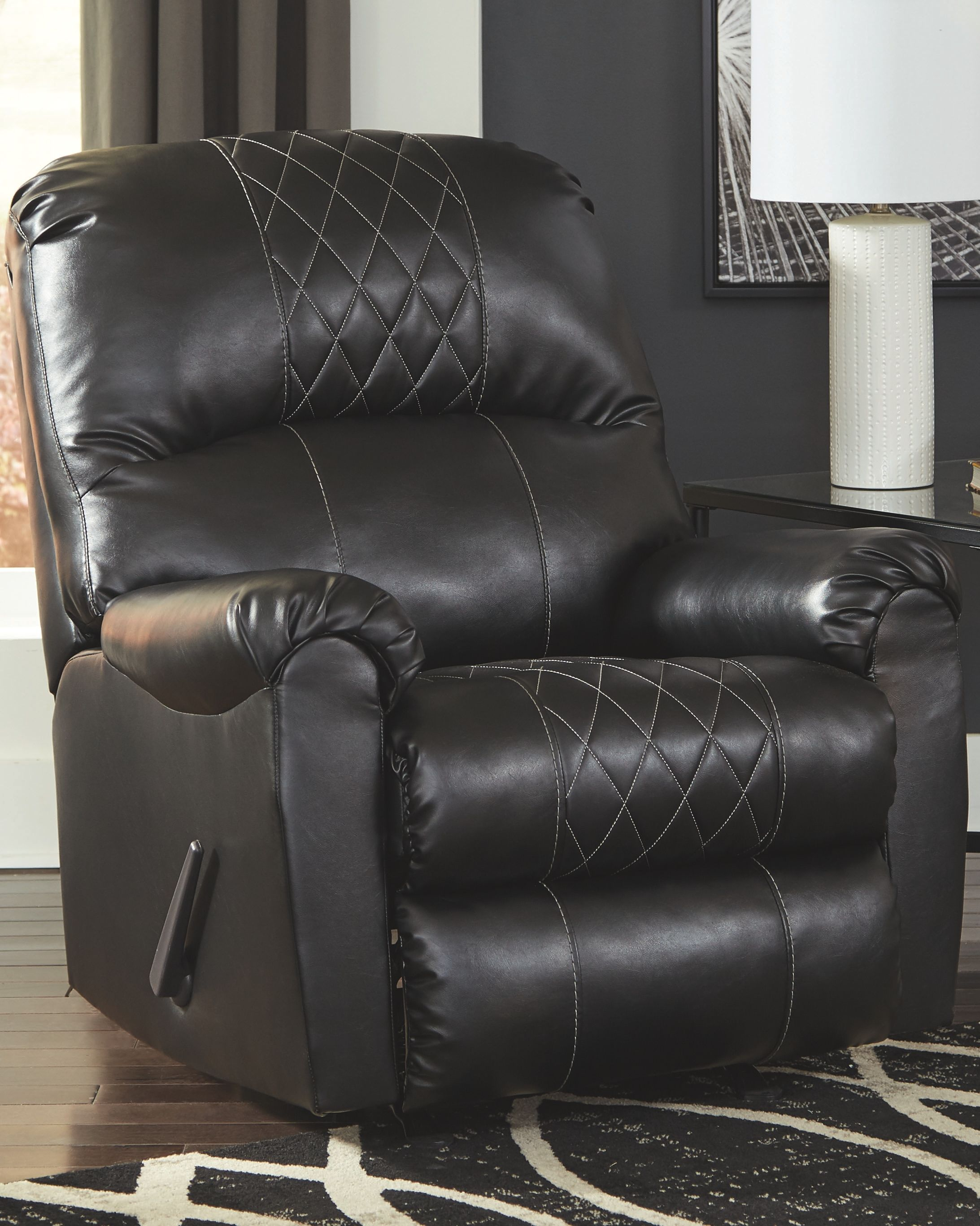 Best Betrillo Recliner Leather Upholstery Fabric Furniture 640 x 480
