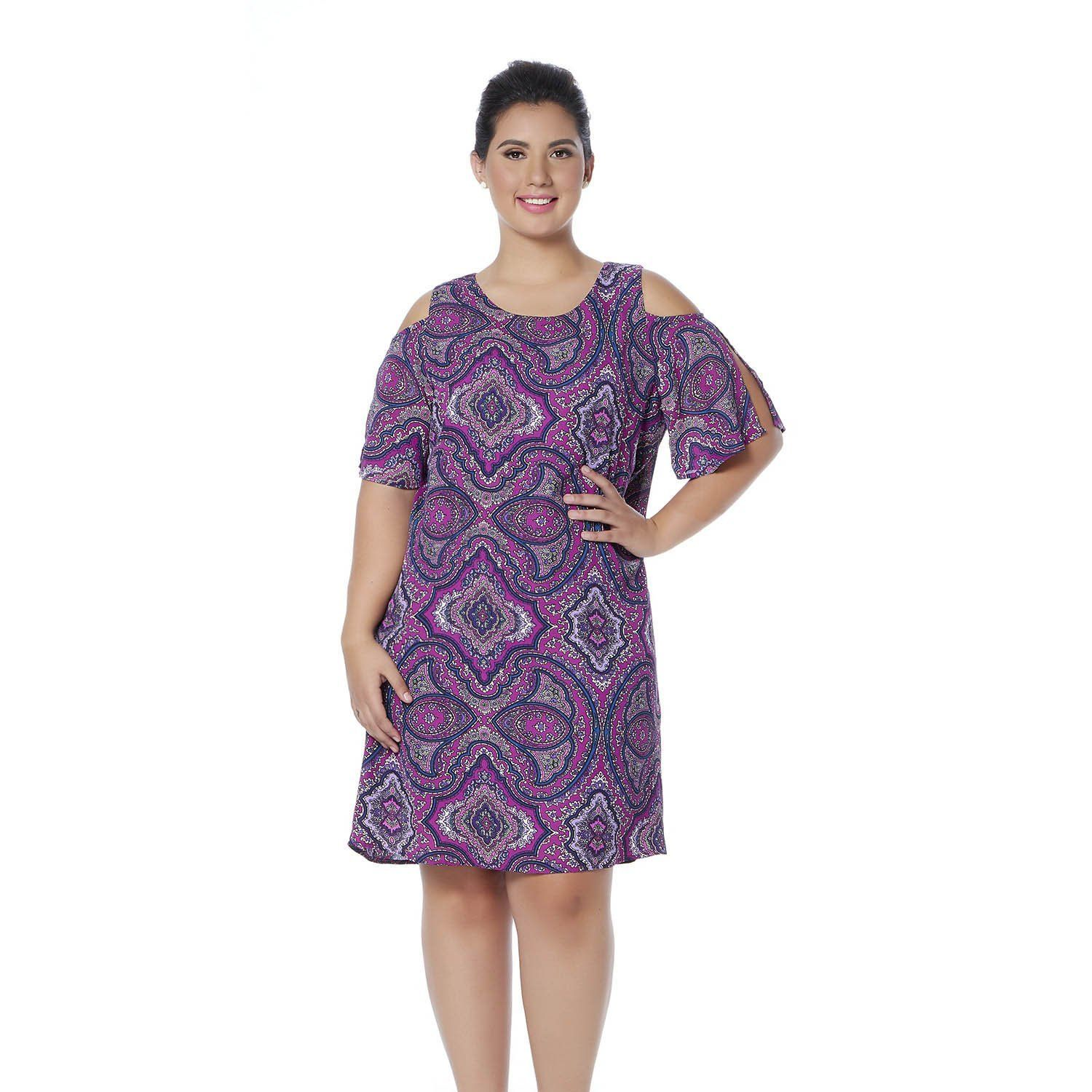 010-692 Vestido Dama Terra - Morado | Products | Pinterest | Damas