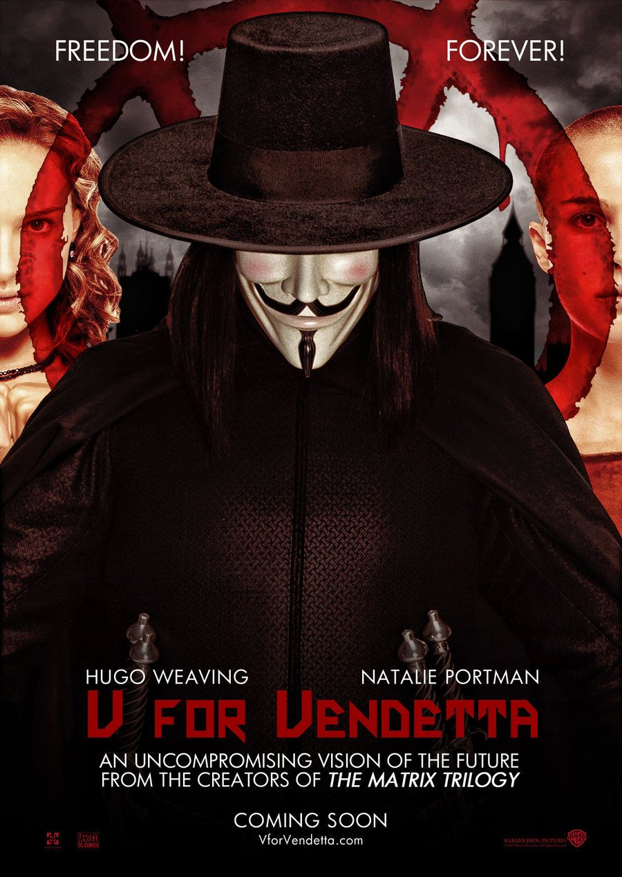 "v for vendetta essay help ""v for vendetta book analysis essay example his superb skills help him to save the woman who narrative essay v for vendetta is a story of a dystopia."