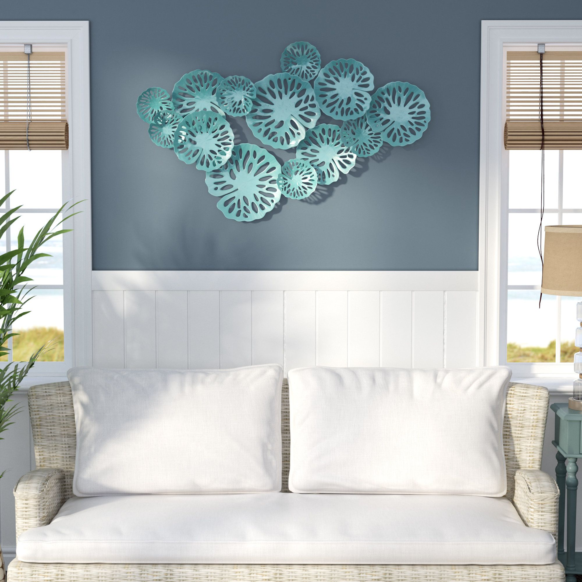 Image Result For How To Decorate A Lanai Wall Plate Wall Decor Fish Wall Decor Green Wall Decor
