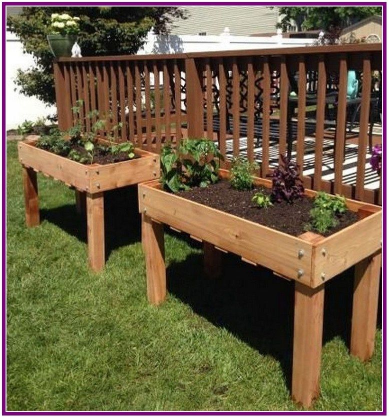 27+ raised bed designs for gardening tips, advice, and ...