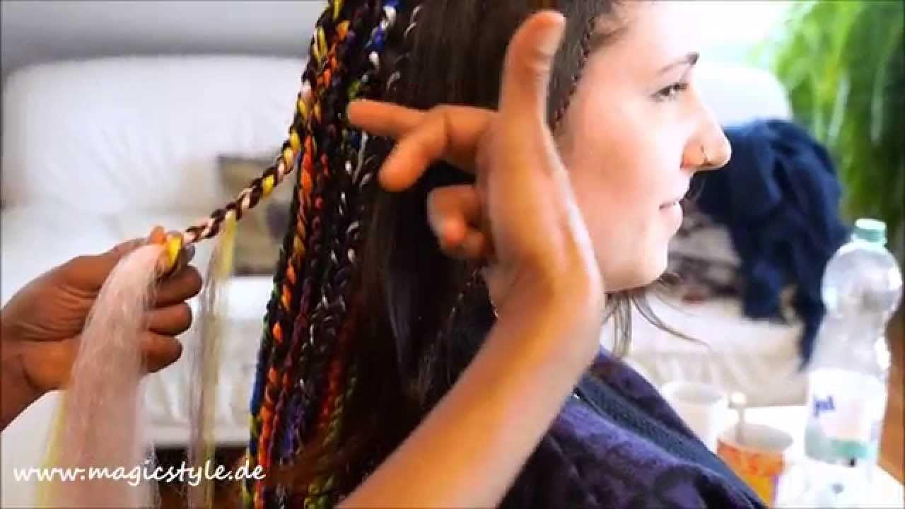Haare Züchten