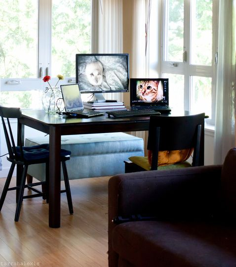 Small Dining Table Paired With Chairs And Bench Multi Purpose