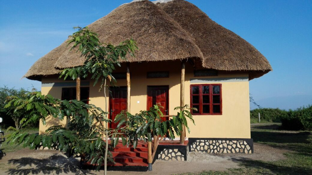 The family cottage at Engiri Game Lodge