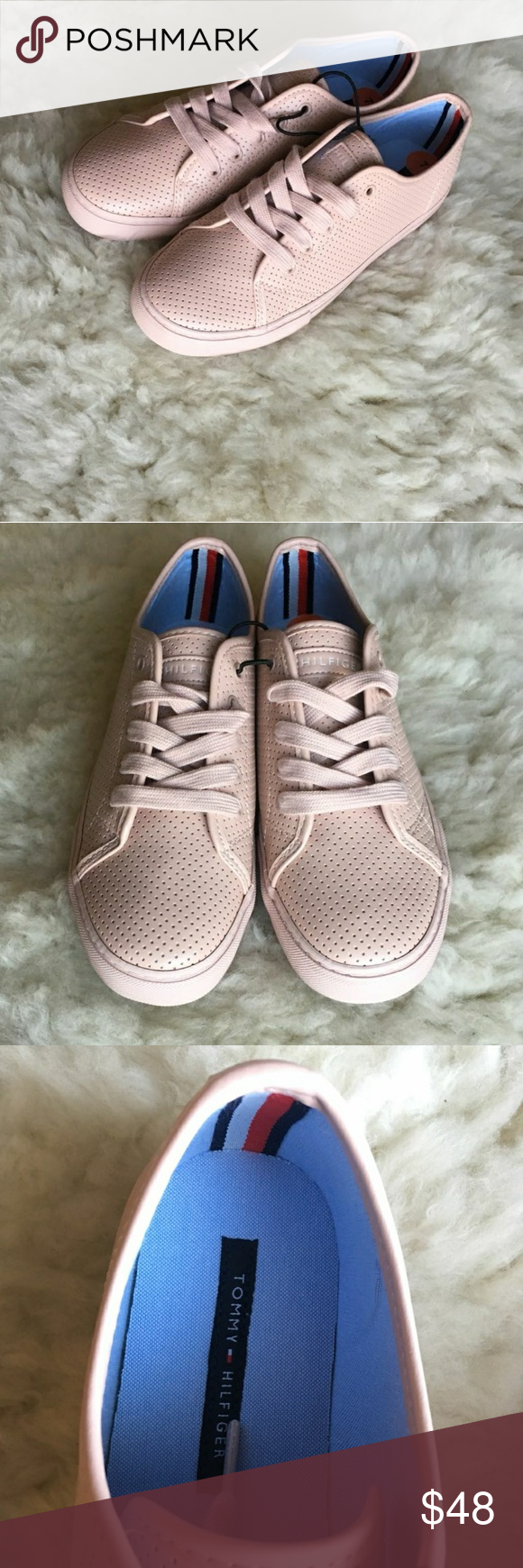 Tommy Hilfiger Lumidee 3 Pink Sneaker