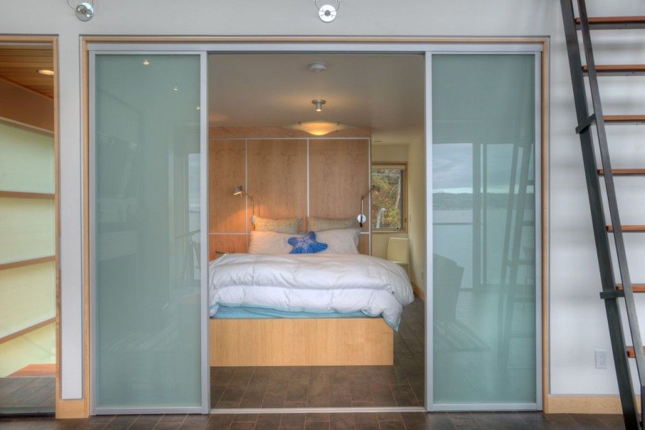 Bedroom Privacy Sliding Doors Ideas For The House Pinterest