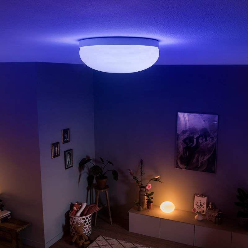Philips Hue Flourish Led Deckenleuchte Von Hue Beleuchtung Decke