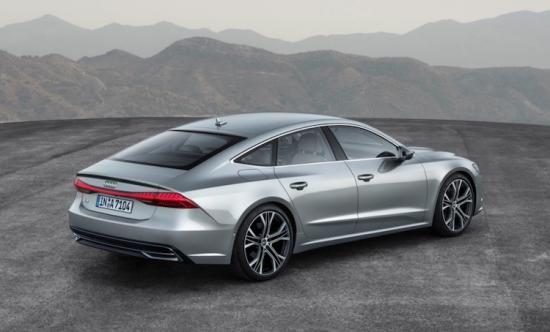 Dit kost de nieuwe Audi A7