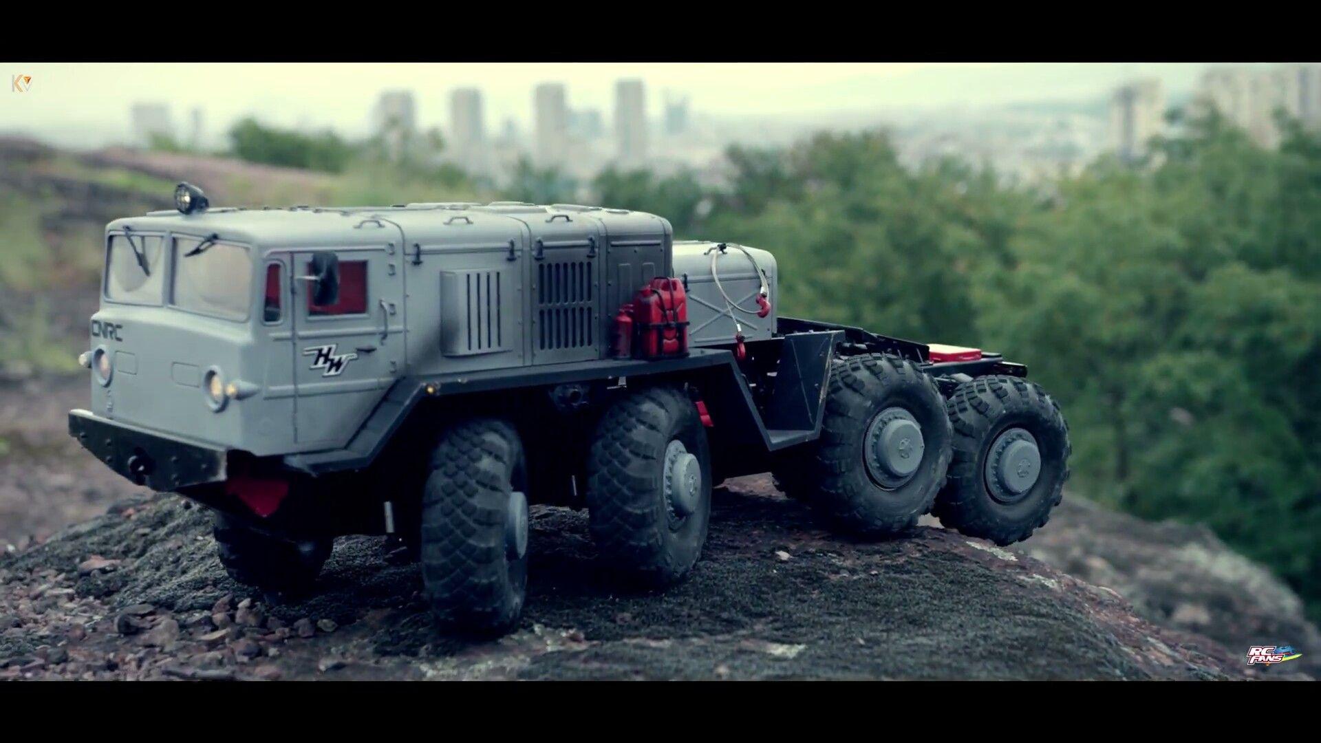 Cross RC BC8 Mammoth | Cross RC Fan | Monster trucks, Trucks