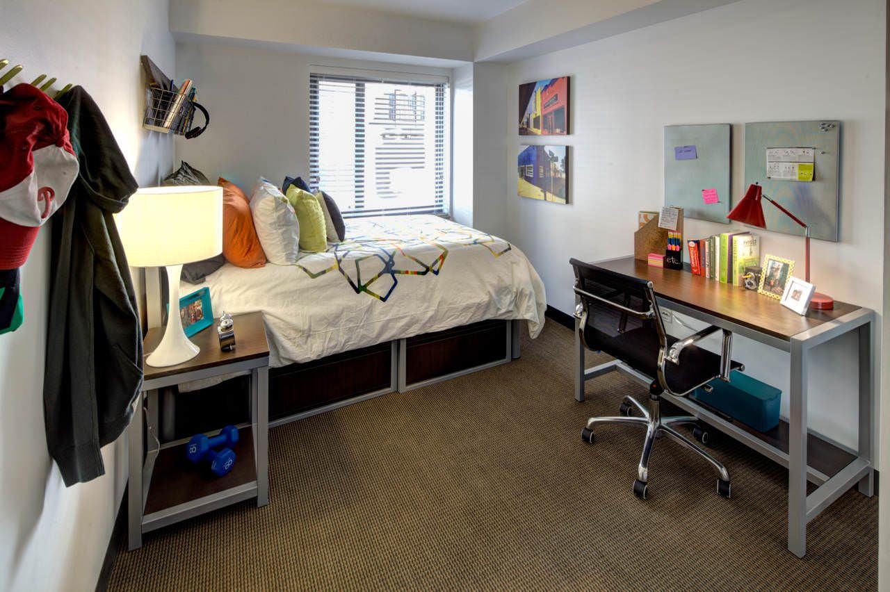 Chestnut Square Student Housing in Philadelphia Student