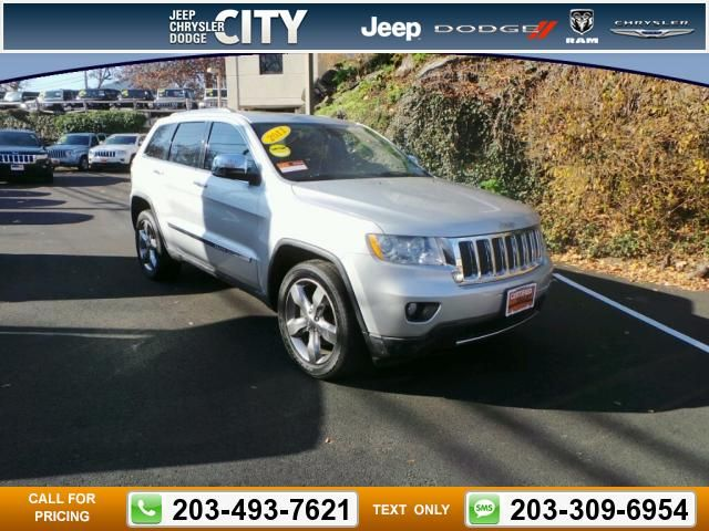 2011 Jeep Grand Cherokee Limited Gray 28k Miles 27 495 28136