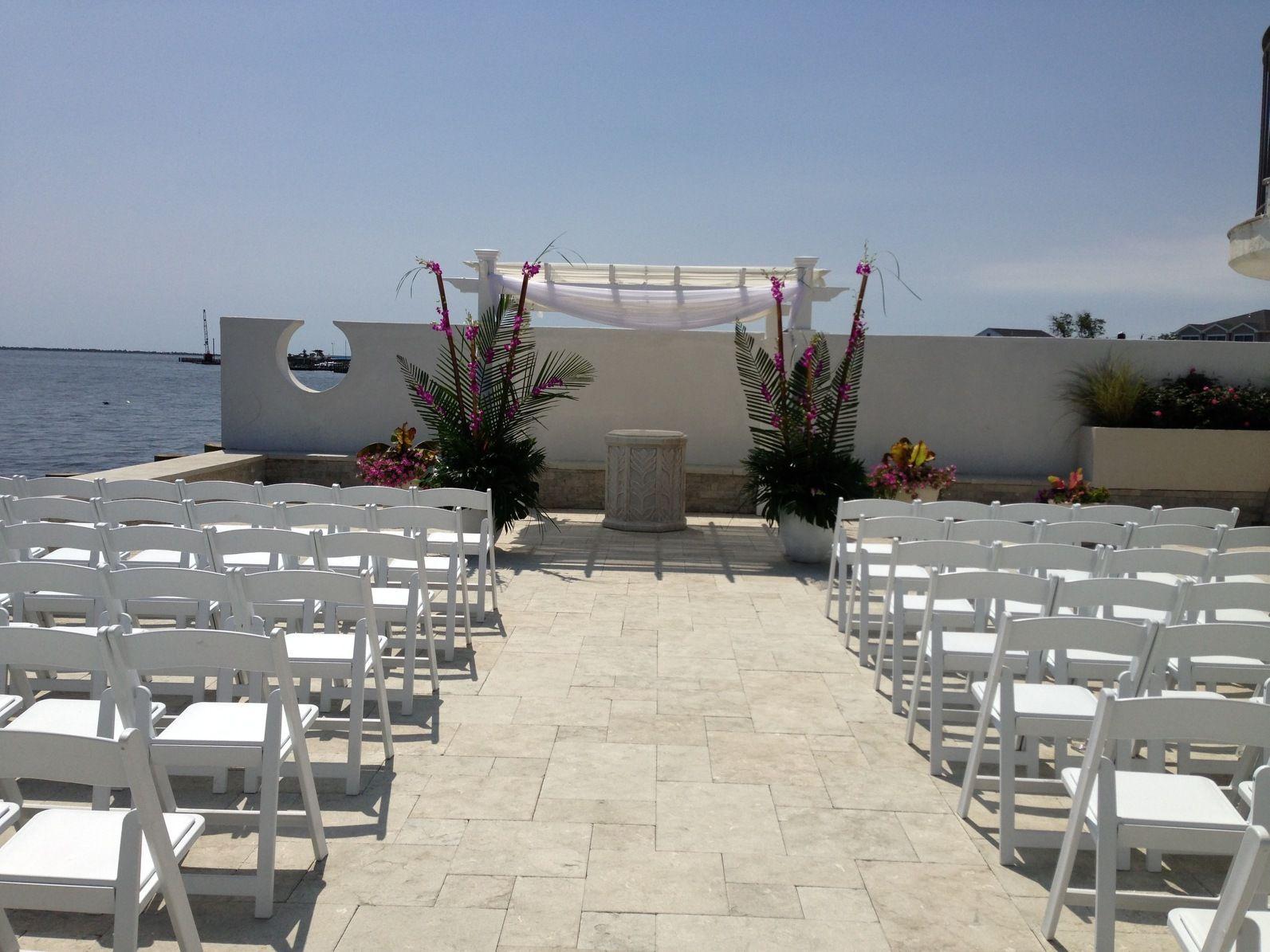 Venetian Yacht Club Ceremony