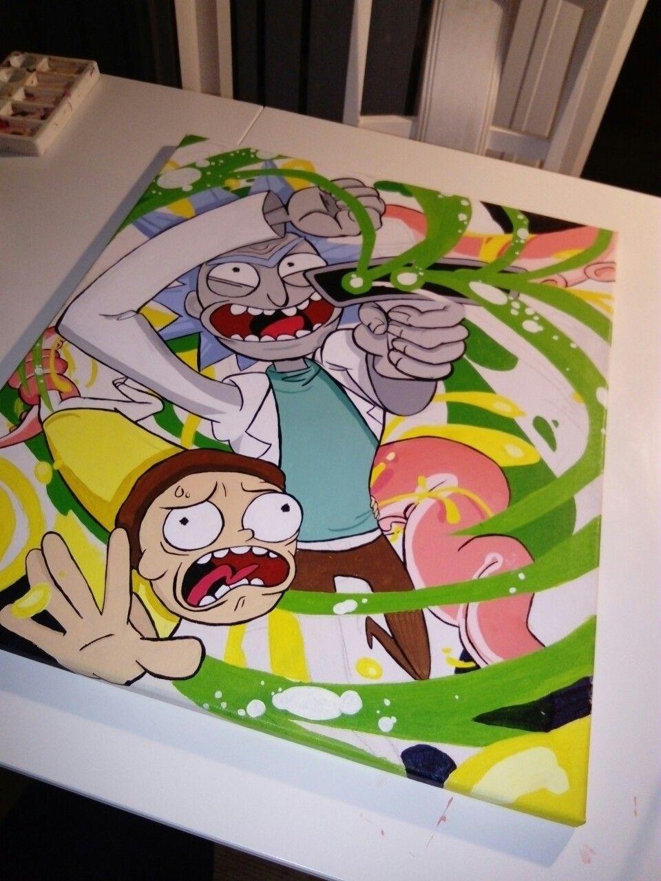 Art Dope Painting Ideas