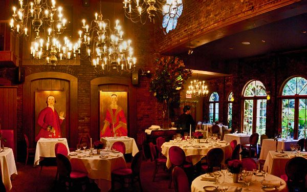 Five Best Romantic Restaurants For Valentine S Day In New
