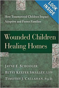Wounded Children, Healing Homes: How Traumatized Children Impact Adoptive and Foster Families: Jayne Schooler, Betsy Keefer Smalley, Timothy...