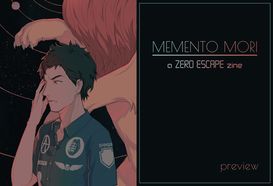 Pin by Saihara Desert on Gaming Memento mori, Zine, Dange