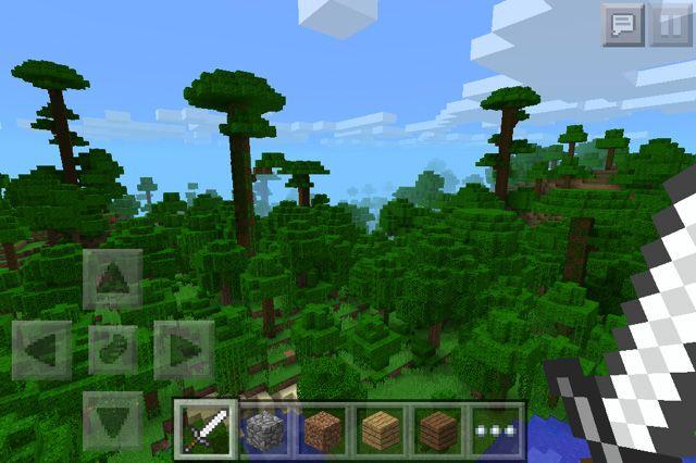 Minecraft PE Jungle Seed epicnesss jebness Minecraft PE Seeds