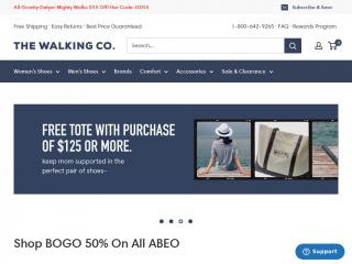 The Walking Company Coupon Promo Codes