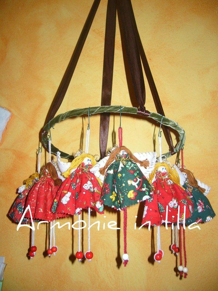 Decorazioni Natale 2, by Armonie in lilla, 4,00 € su misshobby.com