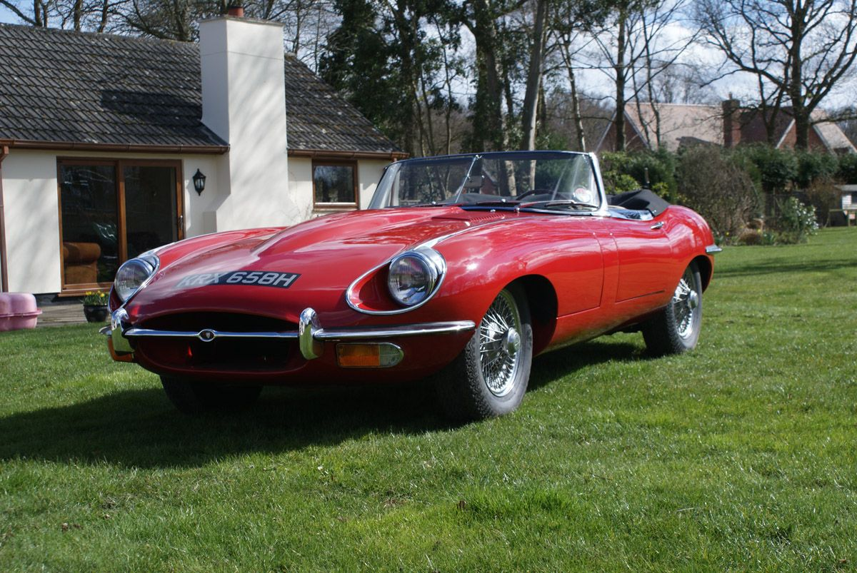 The Trade Archive MAD On Collections Jaguar (cars