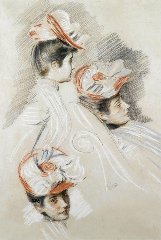 Paul Cesar Helleu / Art.