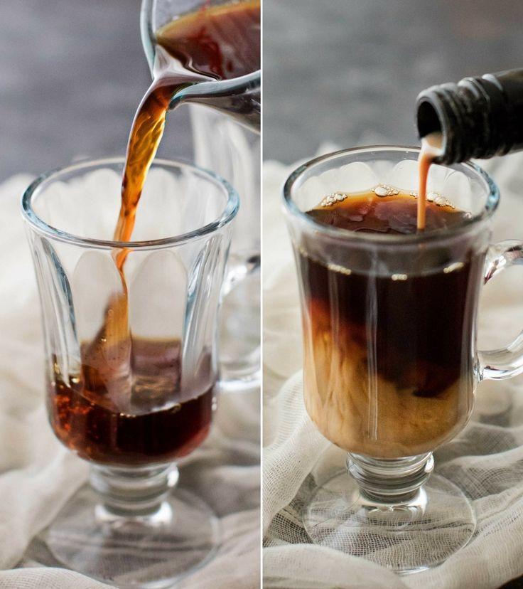 Easy Irish Coffee With Baileys Whipped Cream