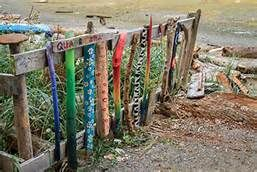 painted drift wood - Yahoo Image Search Results