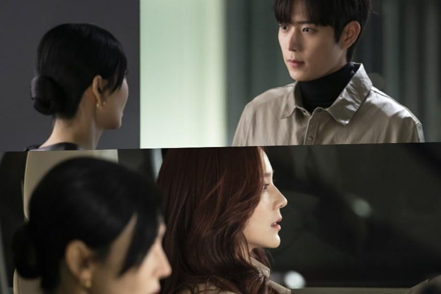 """Eugene, Kim So Yeon, and Kim Young Dae Amp Up Excitement With Secretive Meeting In """"The Penthouse 2"""""""