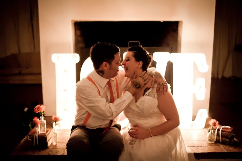 Clarita Smit: Tania and Niel Wedding 2013