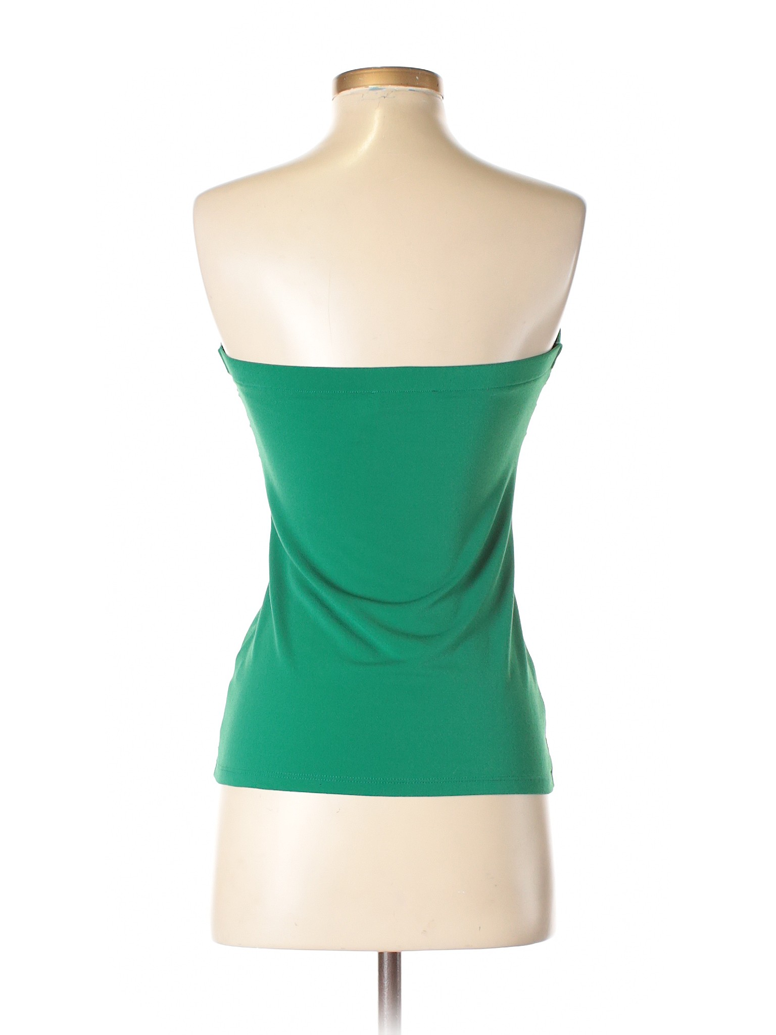 The Limited Tube Top Size 000 Dark Green Womens Tops