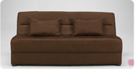 Upholstreded Sleeper Couch   My Furniture Wholesaler - Quality Affordable Furniture for sale - for Bedroom, Lounge, Living Room, Dining Room including Beds, Couches, Tables, Chairs, Recliners