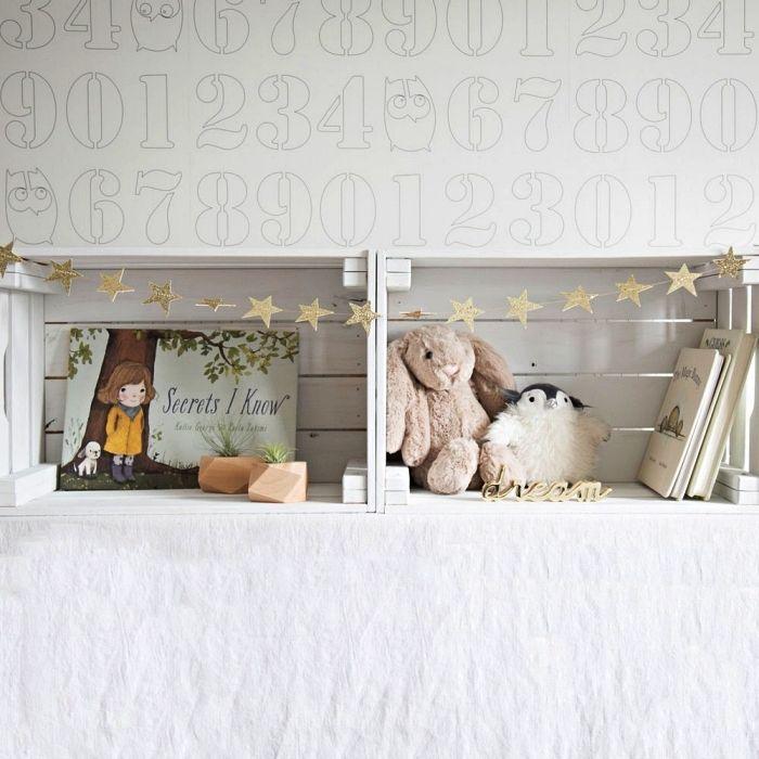1001 + idées pour détourner une caisse en bois ikea   Caisse bois, Cageot en bois, Ikea
