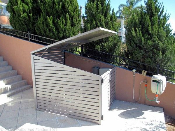 Landscaping Ideas To Hide Pool Equipment bench to hide pool equipment Swimming Pool Cover Pump