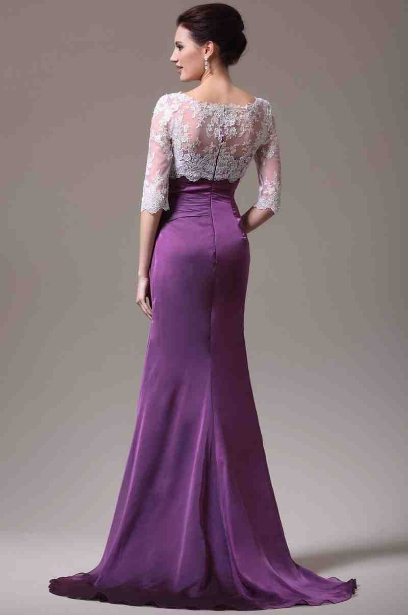 Purple Wedding Dress Meaning Purple Wedding Dress Mother Of The