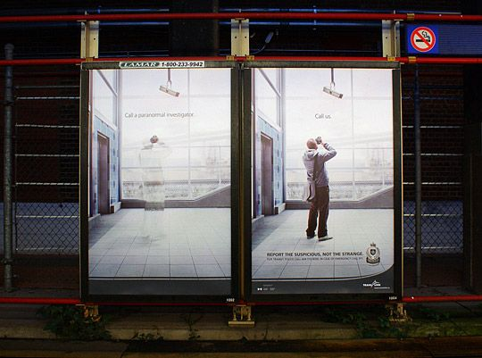 Bus Stop Advertising – Being Closer to People